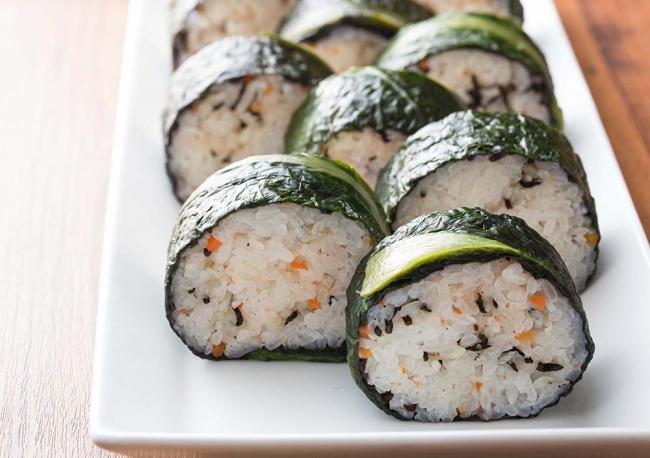 「めはり寿司」イメージ