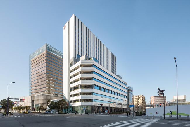 横浜東急REIホテル 外観