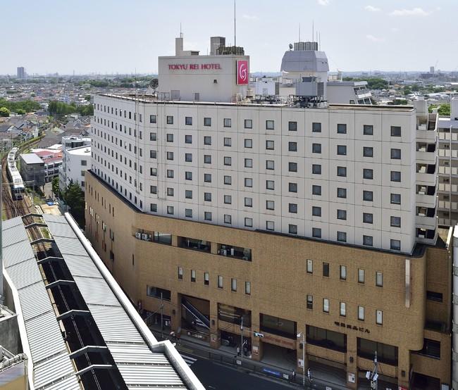 吉祥寺東急REIホテル 外観