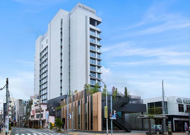 富士山三島東急ホテル 外観