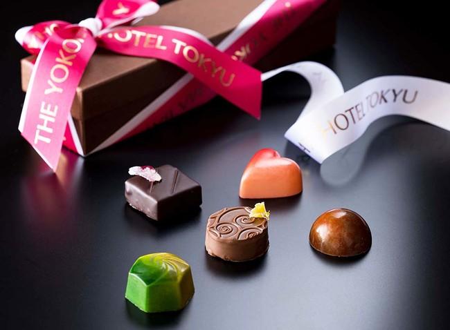 チョコレートアソートメント「バレンタインショコラ」イメージ
