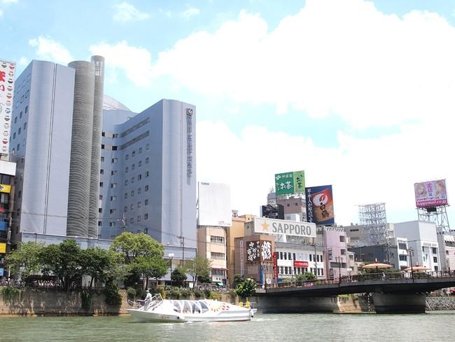 博多エクセルホテル東急 外観