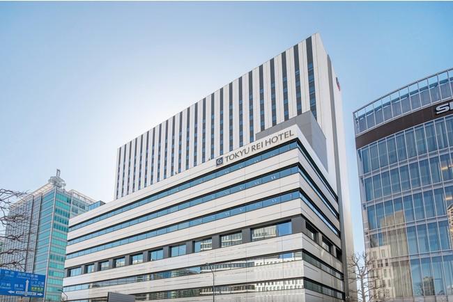 横浜東急REIホテル外観