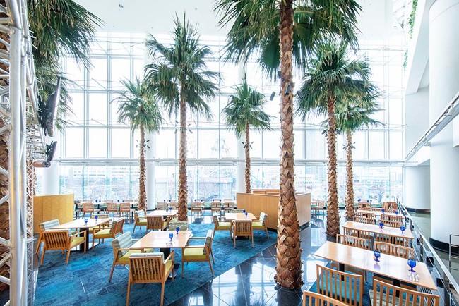 「横浜ベイホテル東急」オールデイダイニング「カフェ トスカ」内観イメージ