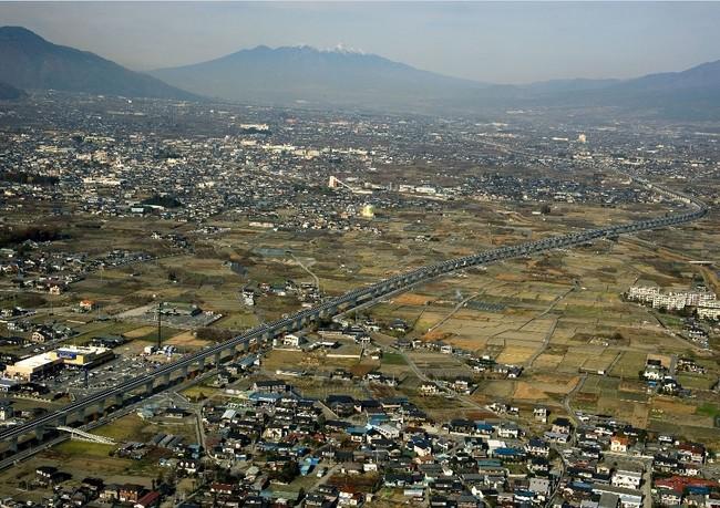 画像提供:NEXCO中日本