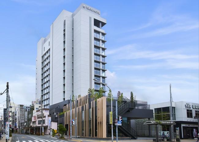 富士山三島東急ホテル外観