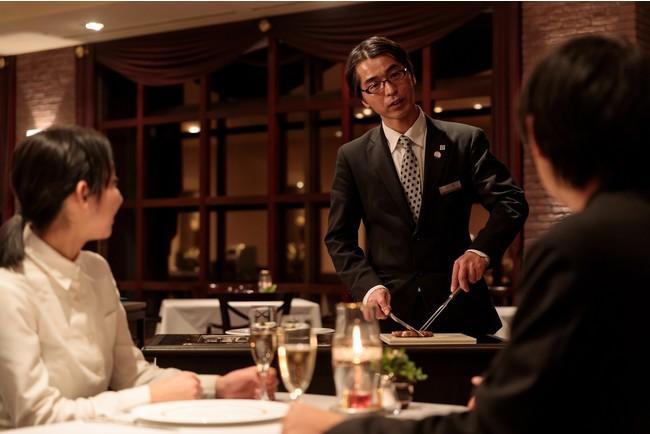 白馬東急ホテル レストランイメージ