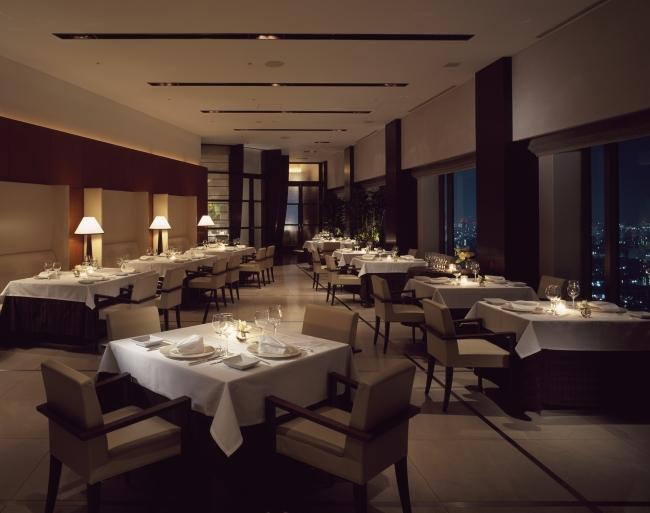 タワーズレストラン「クーカーニョ」ディナー