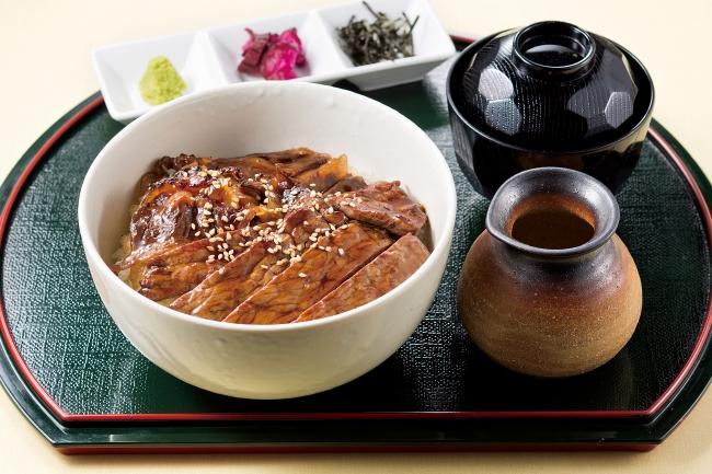 吉祥寺東急REIホテル/北海道産牛ロース肉のまぶし膳