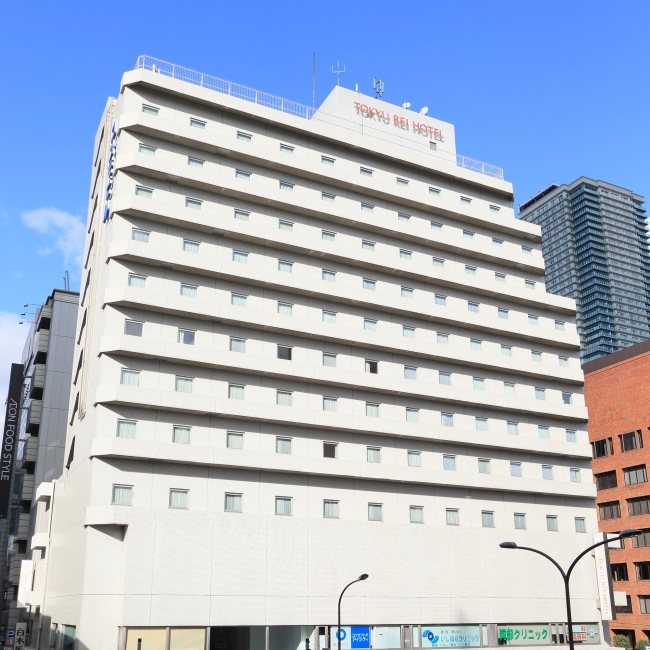 神戸三宮東急REIホテル 外観