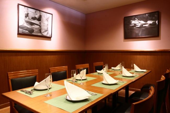 レストラン「シャングリ・ラ」
