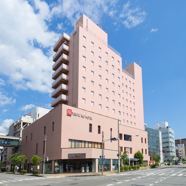 松本東急REIホテル 外観