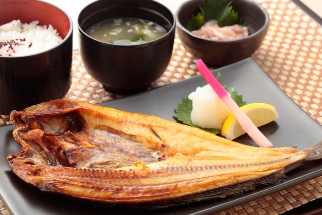 【ランチ】北の焼き魚膳:お1人さま 3,000円
