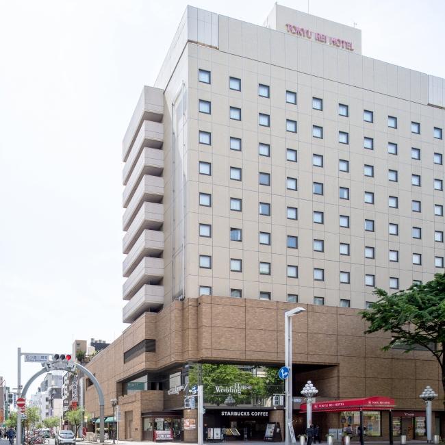 名古屋栄東急REIホテル 外観