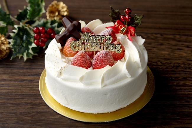 写真ークリスマスケーキ