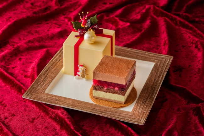プラン限定 クリスマスケーキ
