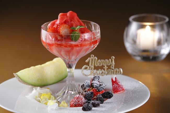 Christmas Cocktail「Creche(クレシェ) de(ドゥ) Noel(ノエル)」