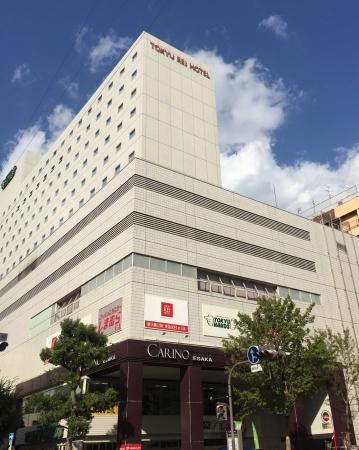 新大阪江坂東急REIホテル  外観