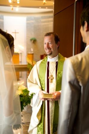 初代専任牧師 タッド・シックステン牧師