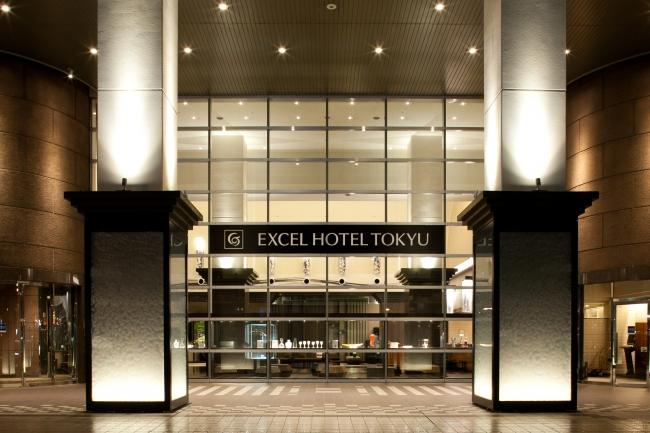 富山エクセルホテル東急 外観