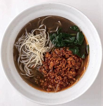 黒胡麻タンタンメン