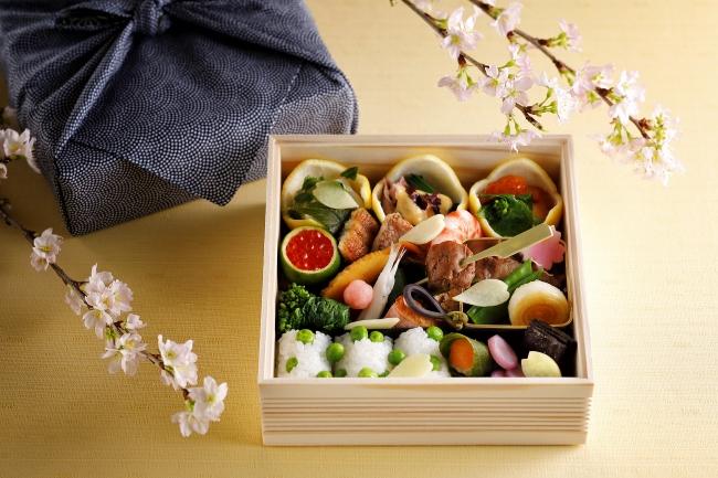 お花見弁当(和食)