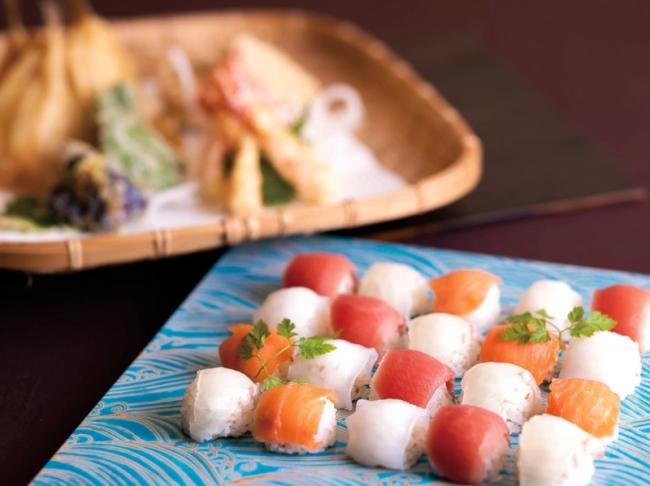 おちょぼ寿司