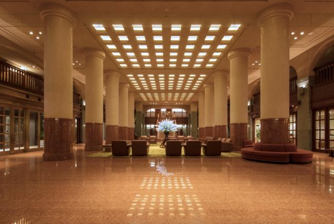 京都ホテルオークラ ロビー