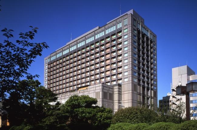 現在の京都ホテルオークラ (2002年に京都ホテルから改称)