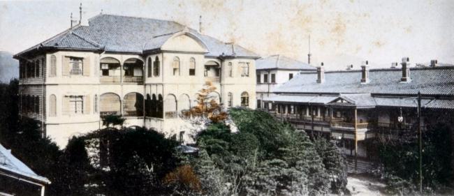 創業期の京都ホテル