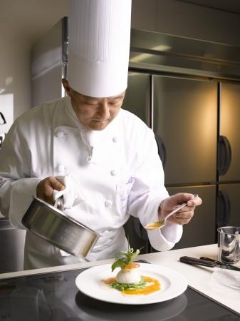 総料理長中田 肇のヨーロッパ流おもてなし料理講座