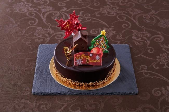クリスマスショコラ グアナラ(5号)