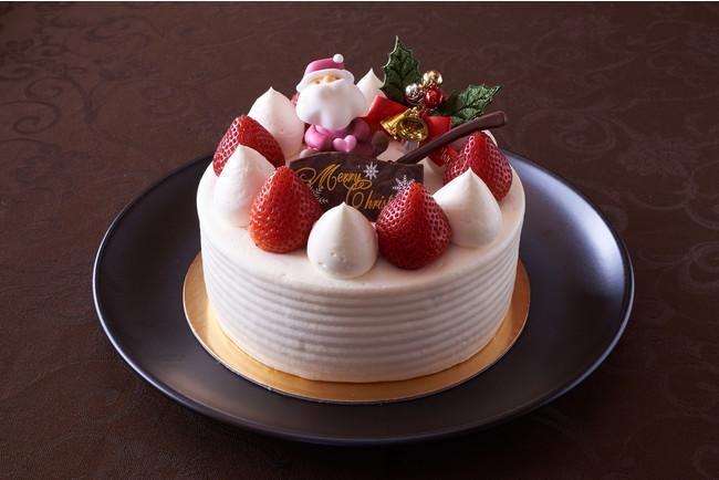 クリスマスショートケーキ(5号)