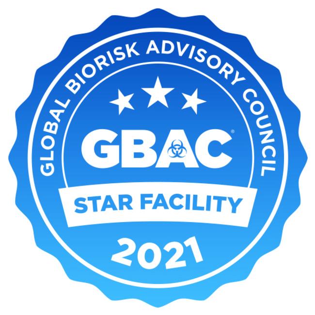 GBAC STAR認証マーク