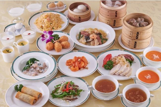 中国レストラン 桃花林「【ゴールデンウィーク】食べ尽くしオーダーバイキング」