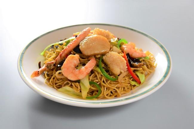 海鮮酱汁炒麺(イメージ)