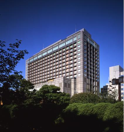 「京都ホテルオークラ」外観