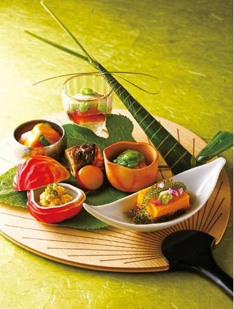 京料理「入舟」料理イメージ