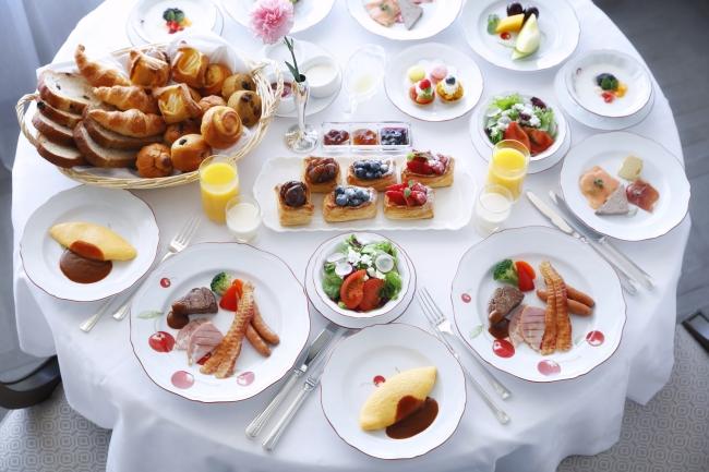 プランオリジナル朝食