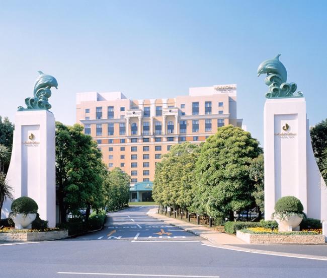 ホテルオークラ東京ベイ外観