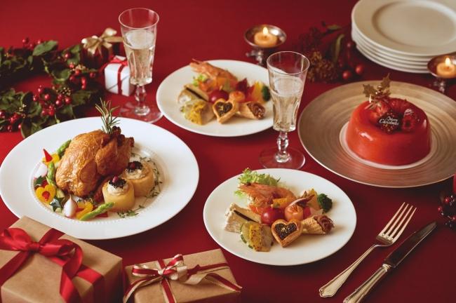 クリスマスディナーコース アムール