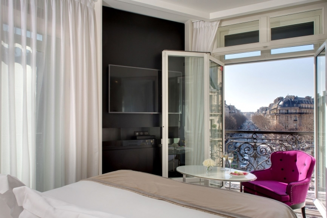 The Villa Haussmann