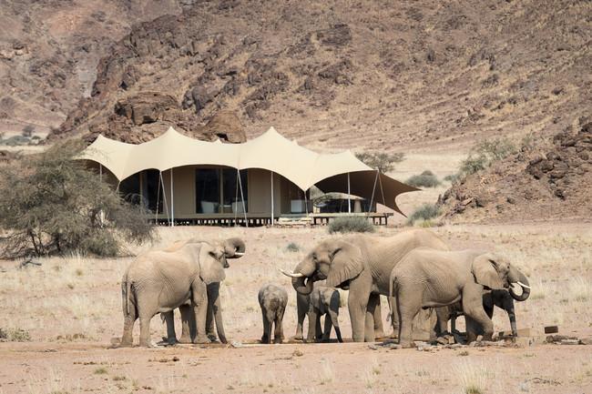 Wilderness Safaris Hoanib Skeleton Coast Camp