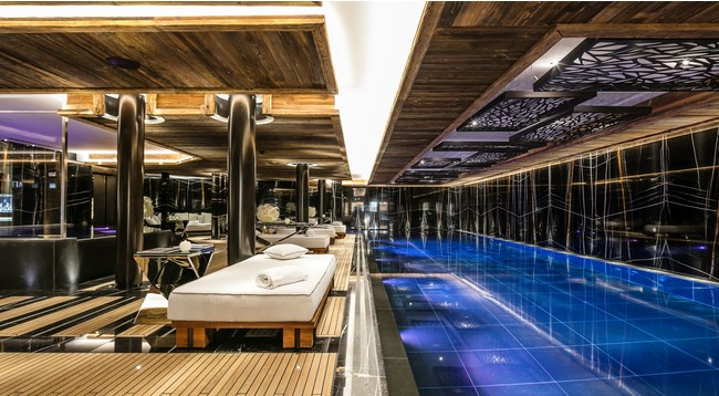 Ultima Gstaad Spa