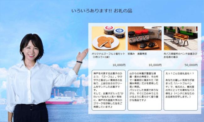 神戸市ふるさと納税Webサイト2