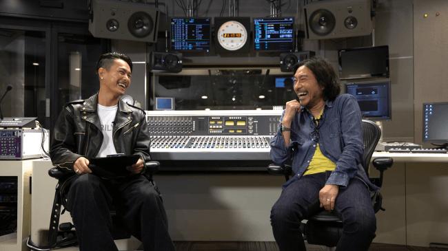 今市隆二(三代目 J Soul Brothers from EXILE TRIBE)と トータス松本(ウルフルズ)のトークセッションの映像を antenna*[アンテナ]で独占公開