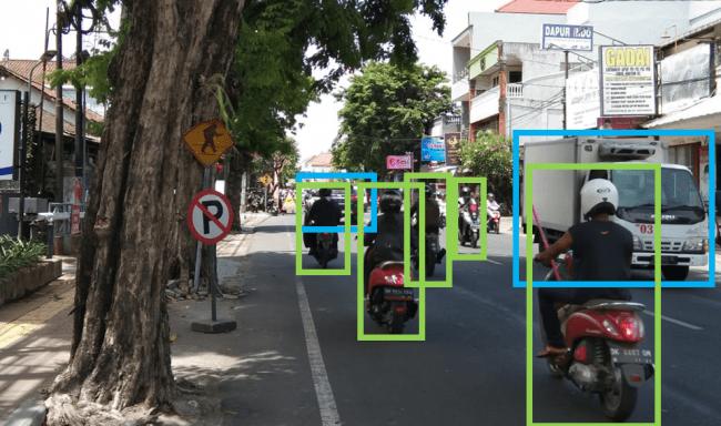 AIの画像認識技術を使ったシステム開発