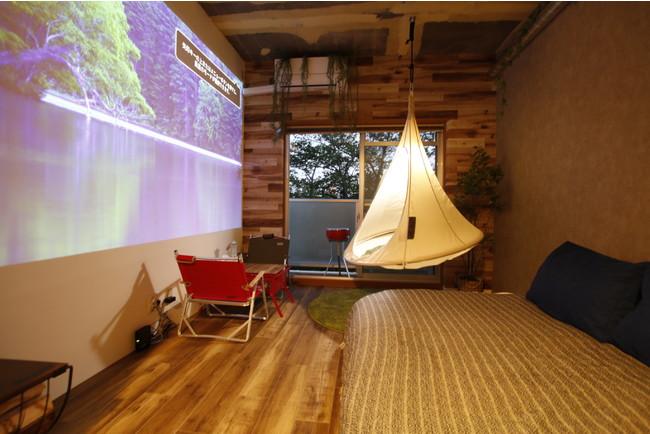 客室の広さは18.9平方メートル