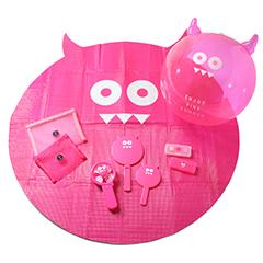 プリ機『ピンモン』キャラクター商品イメージ