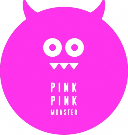 『PINKPINKMONSTER』キャラクターイメージ